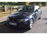 BMW 1 SERIES 2.0 120d SE 5dr, Leather, BMW FSH, 12mthMOT