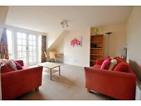 Dennington Park Road - Lovely top floor (2nd) two bedroom flat with balcony offered fully funrished