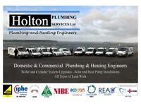 Plumber/Heating Engineers