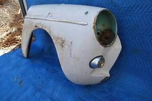VW Type 3 '64 Notchback Right Front Guard Lobethal Adelaide Hills Preview