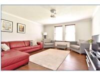 Leather Corner Sofa (DFS)