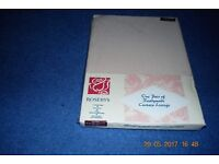 """New pair curtain linings 66 x 69"""" to fit curtain 66 x72"""""""