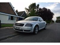 Audi TT Quattro 1.8 For Sale