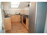 NEWLY REFURBISHED- SPACIOUS UNFURNISHED 2 DOUBLE BEDROOM TOP FLOOR FLAT IN WINTON WITH PARKING SPACE