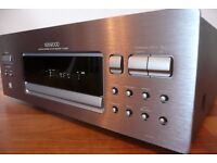 KENWOOD T-601 STAINLESS STEEL RDS STEREO TUNER now sold NOW SOLD VIA EBAY