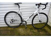 GIANT DEFY 3 Road Bike, Aluxx 5L 6000 Aluminium Frame XL Size, 24 Speed
