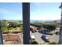 STUNNING 1 bedroom apartment to rent with SEA VIEWS