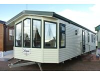 WINTER DEALS ......WILLERBY ASPEN 3BED ONLY....£16995