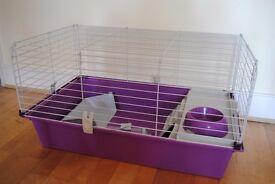 Guinea pig indoor cage like new!!!! FERPLAST