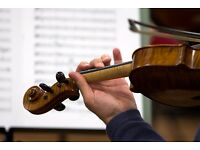 North London Orchestra seeks violinists