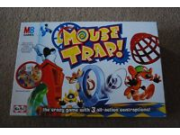 Game : Mousetrap