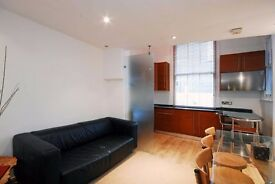 Earls Court Road W8. Beautifully presented two bedroom conversion.