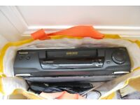 Panasonic video player NV-SD220B