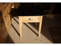 Vancouver Oak Granite Topped Island Unit (pastry table )