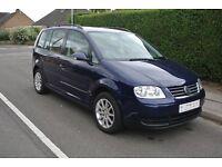 VW TOURAN 2004 1.9 TDI PD SE