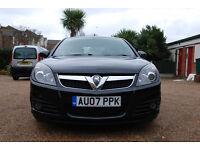Vauxhall Vectra 1.8i VVT ( 140ps ) ( Nav ) 2007 SRi petrol manual