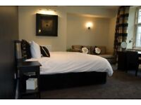 Huge double room ensuite in a PENTHOUSE! Only £200/week!