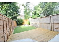 Windsor Road - Lovely newly refurbished one bedroom garden flat offered on an unfurnished basis