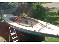 Person needed to work on Wooden Boat Project