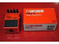 Boss Mega Distortion MD-2 £58