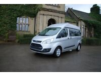Ford Terrier by Wellhouse LUX-XL 'S Model' 130PS in Moondust Silver Engine Size: 2.0 130PS, 6 speed