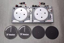 Pair of Vestax PDX-a1S Decks £800