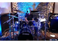 Experienced drummer (non-professional), working Central London and based South London.