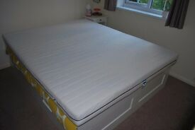IKEA mattress, 160x200 cm for sale! Great condition!