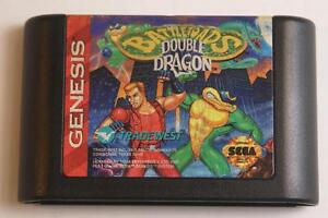Battletoads and Double Dragon Sega Genesis Game - Ultimate Team!