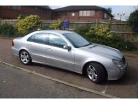 Mercedes E Class 270CDI in great conditions!!!