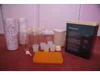 Mothercare - 1970's Sterilising Kit (in good condition) vintage