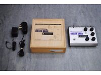Electro-Harmonix Holier Grail Reverb Guitar Pedal Boxed £180