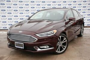 2017 Ford Fusion Titanium*0% Financing for 72 Months