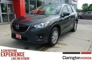 2015 Mazda CX-5 GS, Loaded, 1 Owner