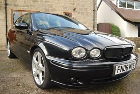 Jaguar X Type 2.2 Diesel 2006. Only 87k, one owner from new.