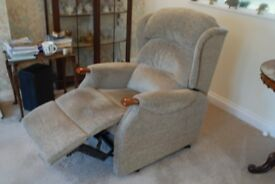 Recliner Chair, manual operation