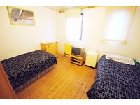 MASSIVETWIN ROOM PERFECT TO SHARE WITH A FRIEND IN A FLAT WITH LIVING ROOM IN ARCHWAY//13B0