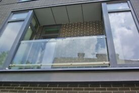 Balustrade - Stainless Steel and Glass for patio, decking, staircase or balcony