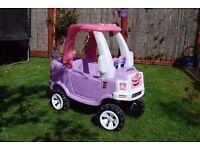 Little Tikes Cozy Truck - Pink