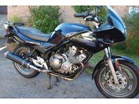 Yamaha XJ600 Diversion 1998