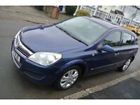 vauxhall astra automatic low mileage -corsa jazz civic