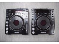 Pioneer CDJ-1000 MK3 Pair of Decks £630