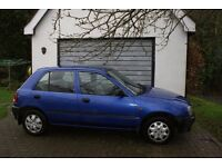 Ideal student car/ learners car/ family runaround. Daihatsu Charade, reliable, well cared for