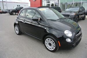 2015 Fiat 500C Pop**CONVERTIBLE*SEUL 254 KM**