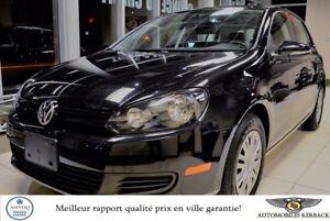 2013 Volkswagen Golf Trendline TRES BAS KM Siege Chauffant $53/S