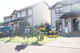 Galaday Batman MDF Figures