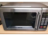 samsung microwave cm 1069 fully working