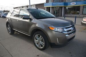 2013 Ford Edge LIMITED AWD, BLUETOOTH, CHROME RIMS, LEATHER