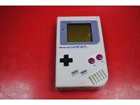 "Nintendo Gameboy ""FAULTY"" £12"