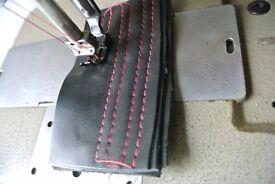Brother Twin Needle, Needle Feed Industrial Machine